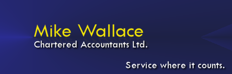 Mike Wallace Charered Accountants Ltd. Gore, Southland, New Zealand.